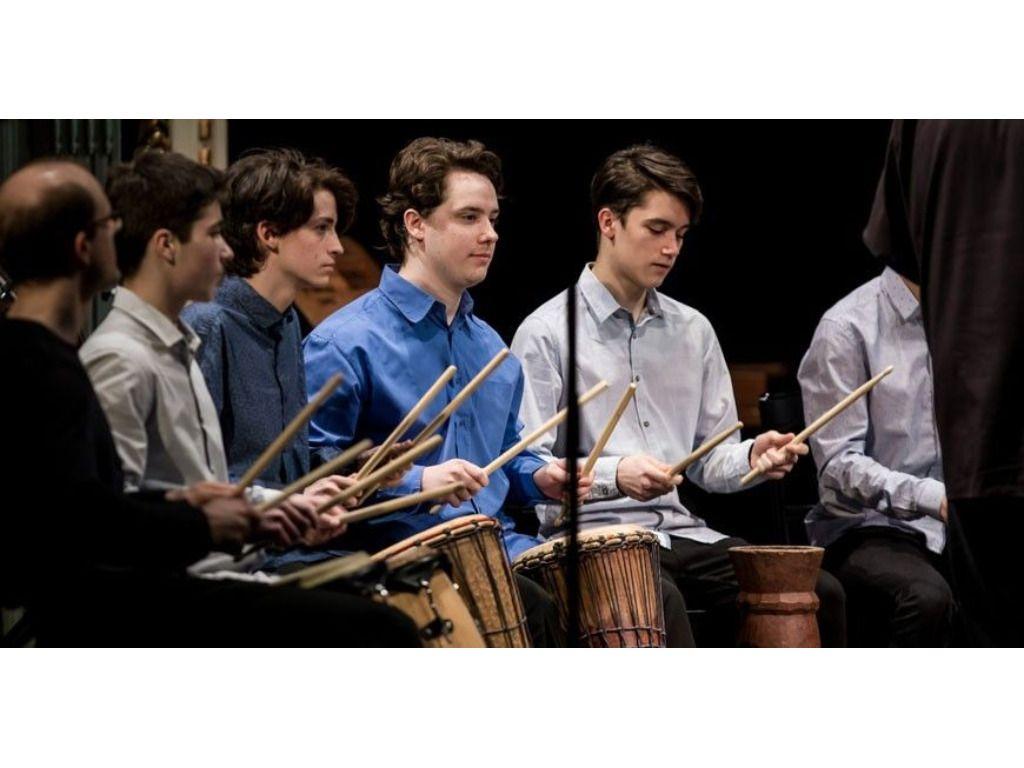 Amadinda Percussion Project - Hommage a Balázs Oszkár