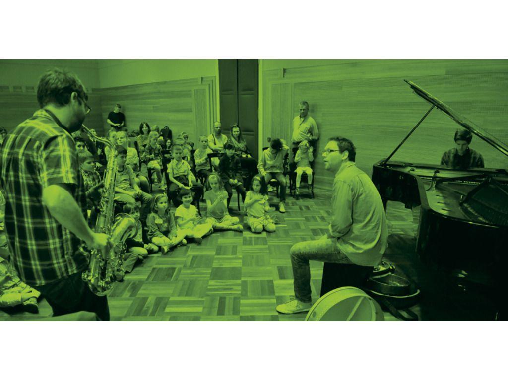 Liszt-kukacok Akadémiája - Jazz játszótér (5-12 éveseknek)