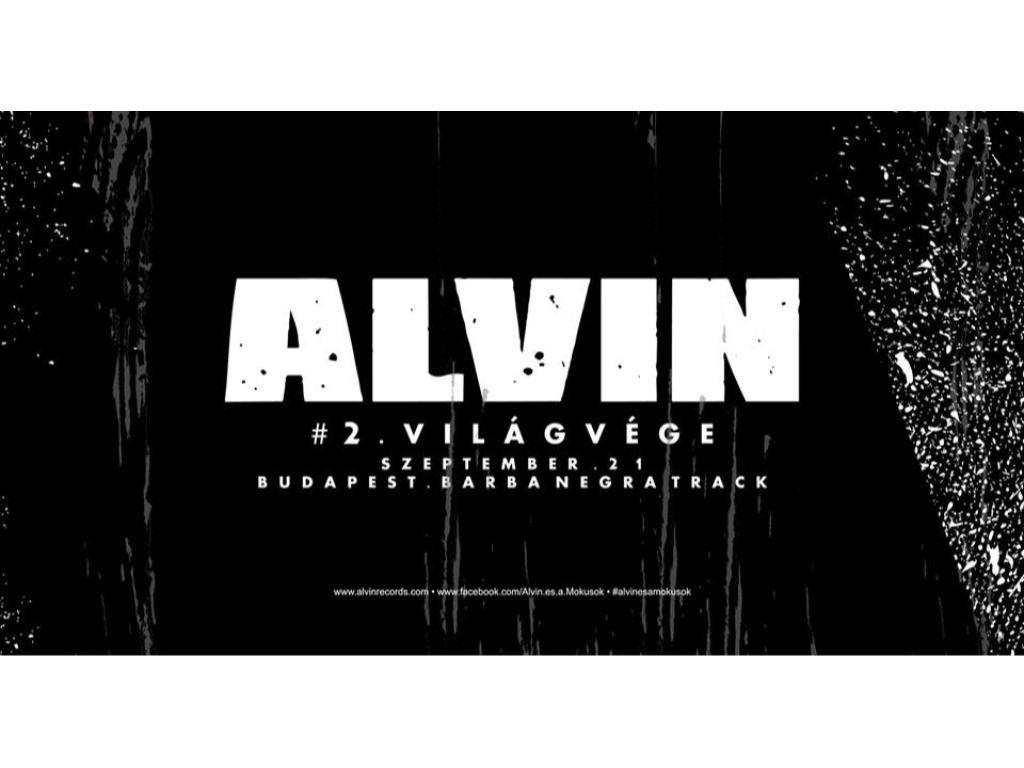 ALVIN ÉS A MÓKUSOK