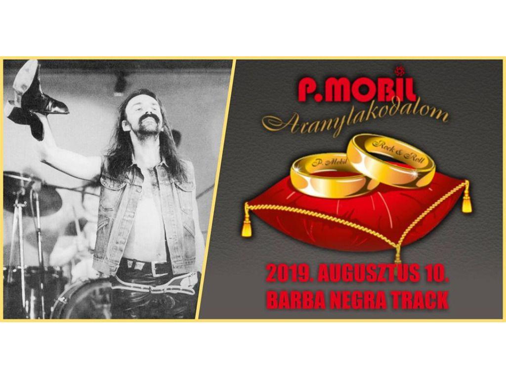 P.MOBIL - Aranylakodalom