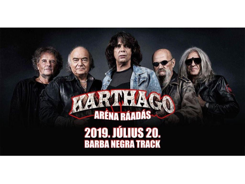 Karthago - Aréna Ráadás // Barba Negra Track
