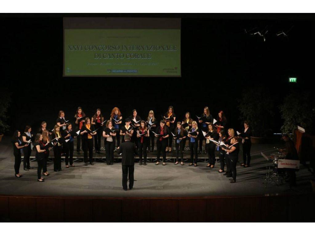 A Miskolci Egyetem Nőikarának hangversenye