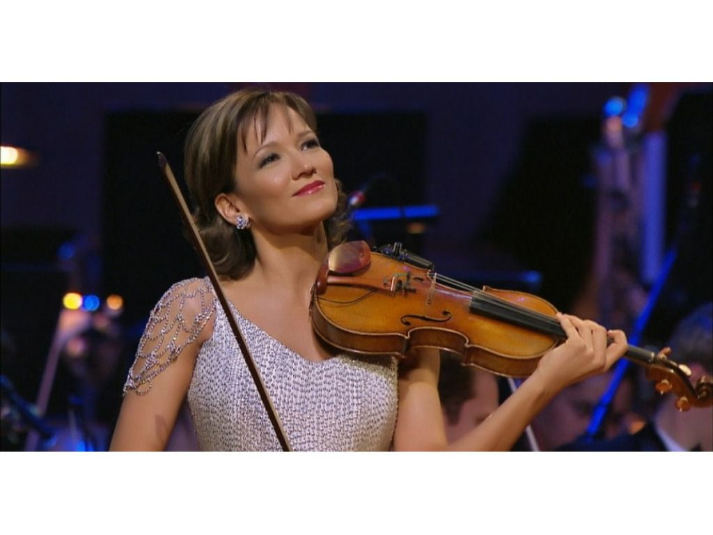 Illényi Katica koncertje -