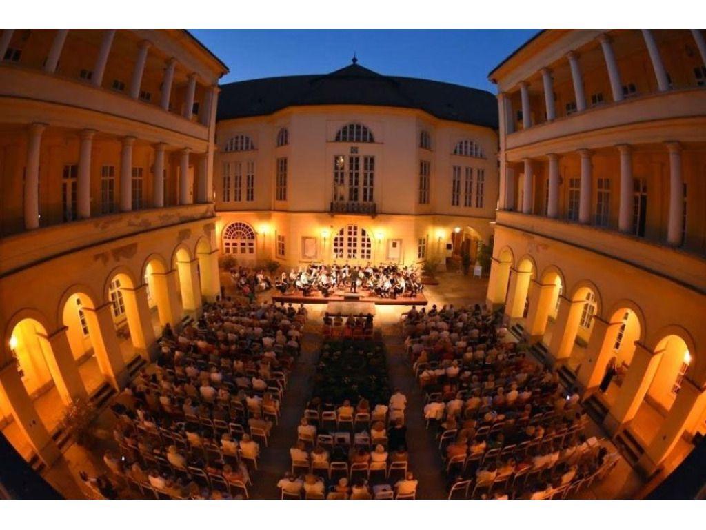"""Concerto Nyárestek I. - Händel:""""Amabile Belta""""/Bach:IV.brandenburgi verseny/Vivaldi:A négy évszak"""