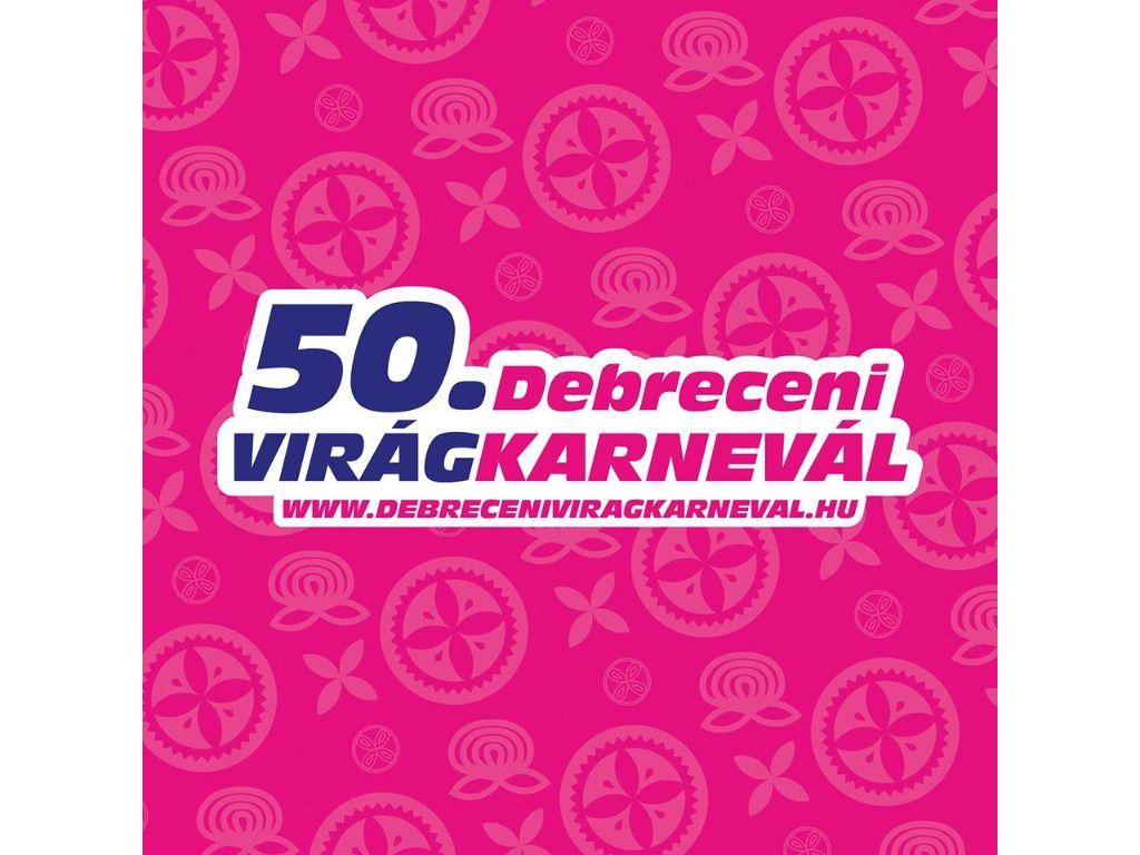 50. Debreceni Virágkarnevál