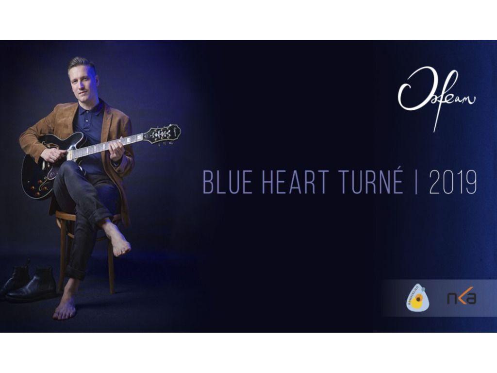 Koncert+Tapas tál: Blue...