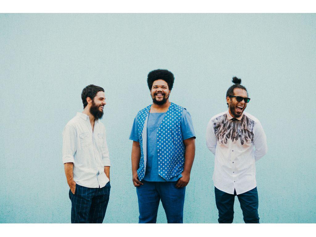 Amaro Freitas Trio: Rasif