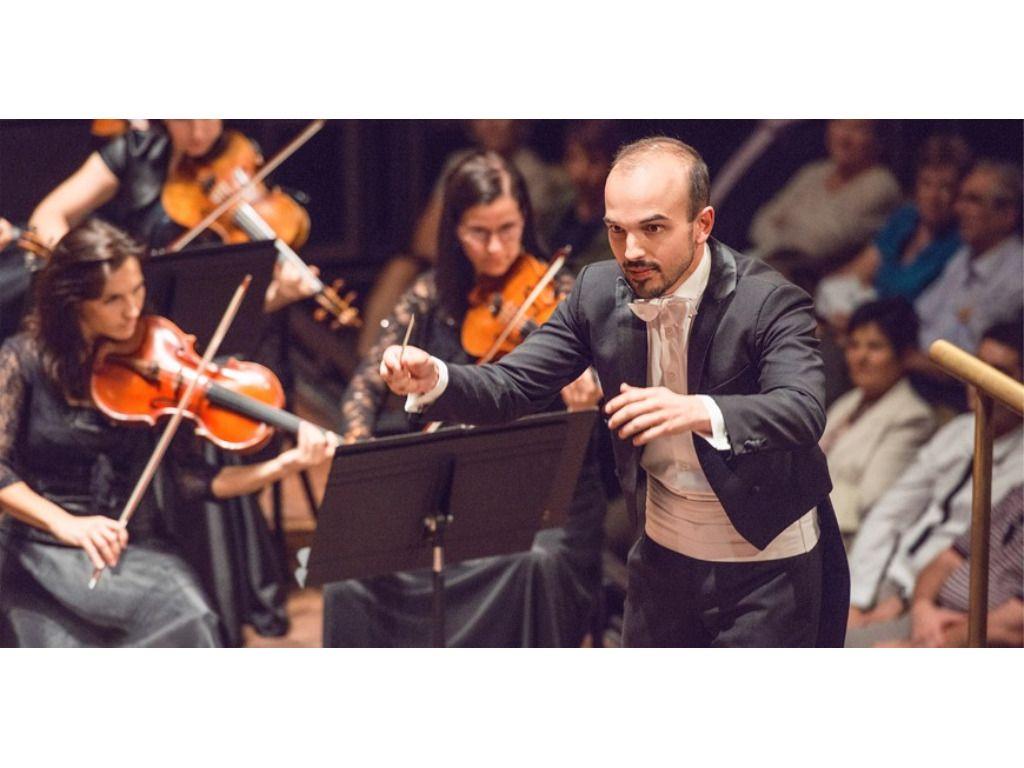 Brahms / Ravel / Strauss - Óbudai Danubia Zenekar