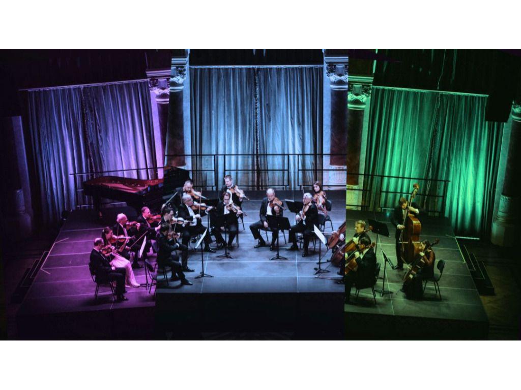 """""""Kicsik és nagyok"""" - A Liszt Ferenc Kamarazenekar koncertje"""