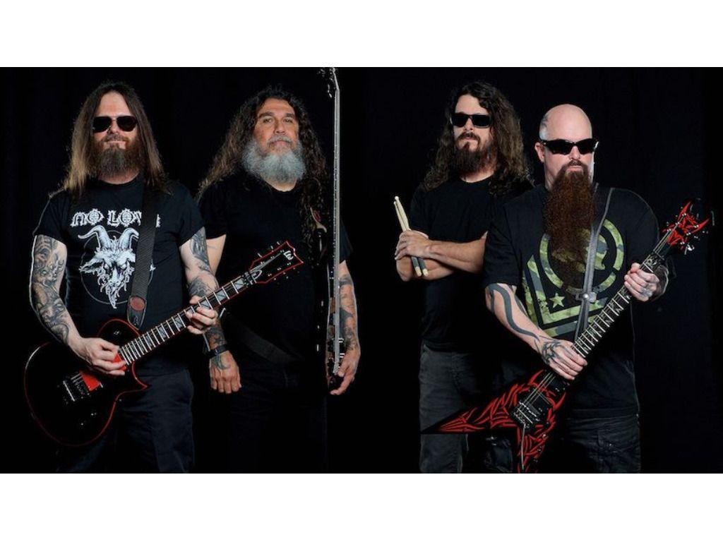 Slayer | Budapest 2019