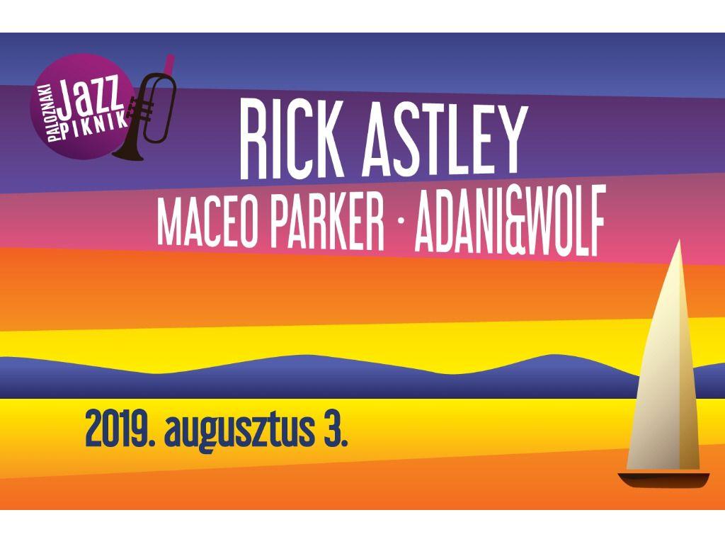 2019 Paloznaki Jazzpiknik / Napijegy, szombat - Aug.3.
