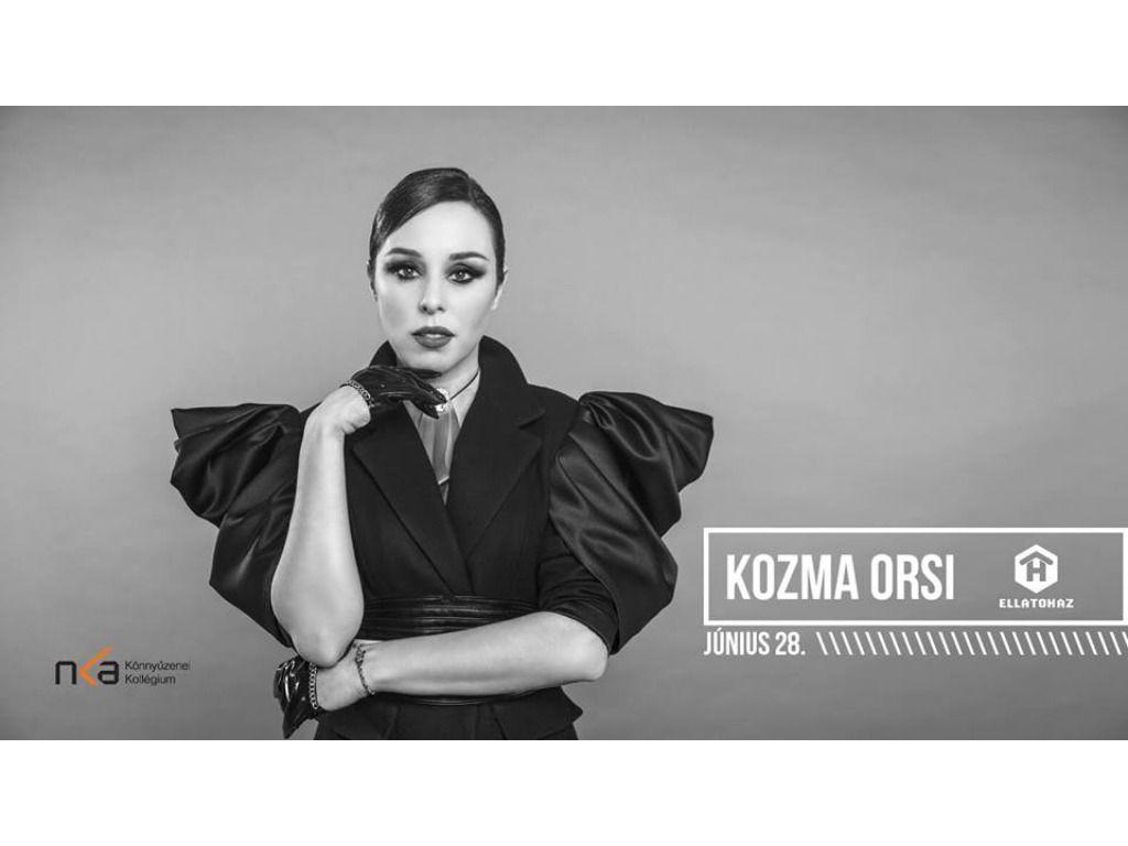 Kozma Orsi - ELLÁTÓház...