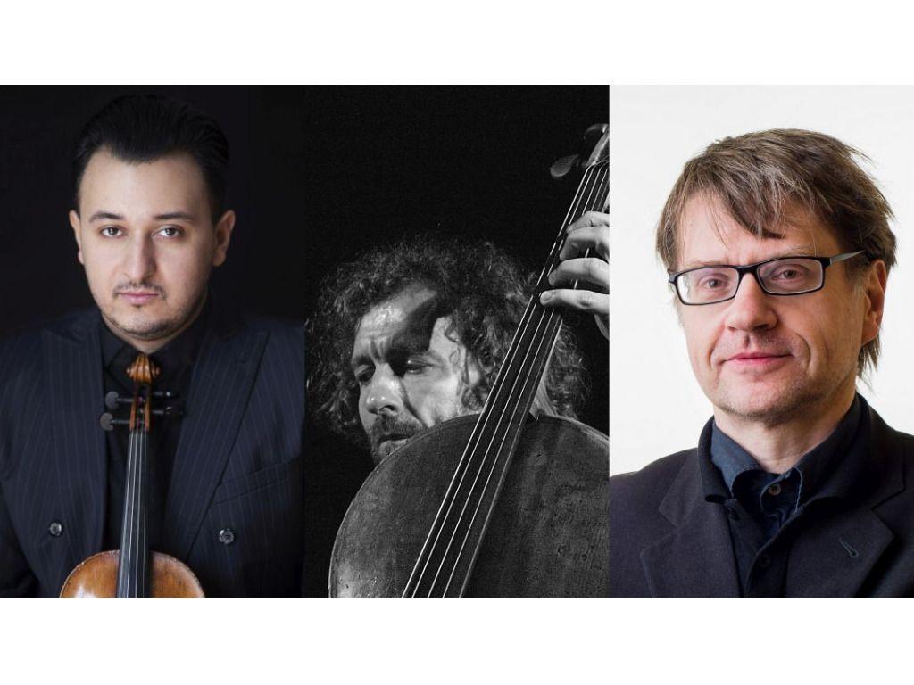 BEETHOVEN ÖSSZES ZONGORATRIÓJA., Kállai Ernő (hegedű), Varga István (cselló), Csalog Gábor (zongora)