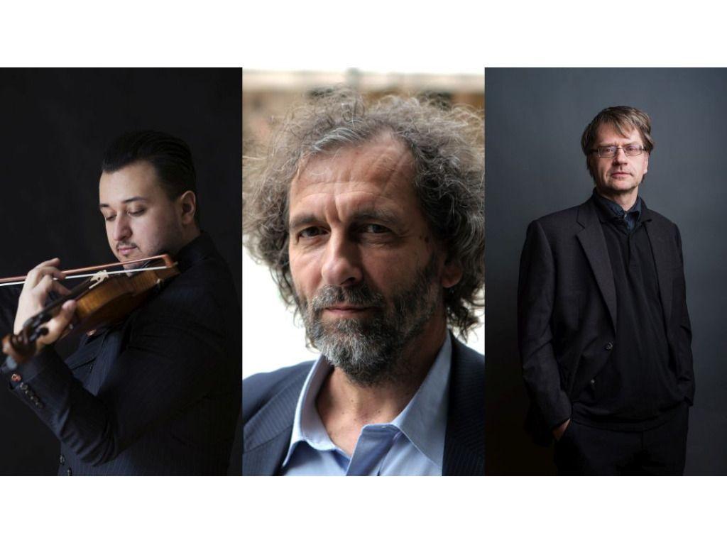 BEETHOVEN ÖSSZES ZONGORATRIÓJA 2, Kállai Ernő (hegedű), Varga István (cselló), Csalog Gábor (zongora