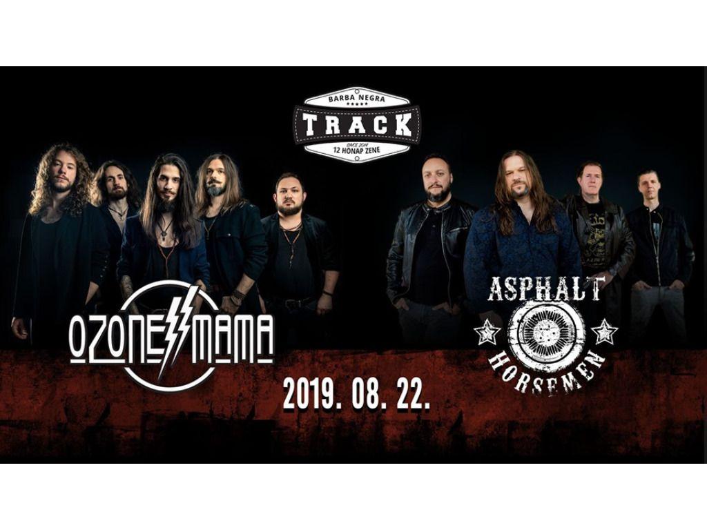 Ozone Mama - Asphalt Horsemen