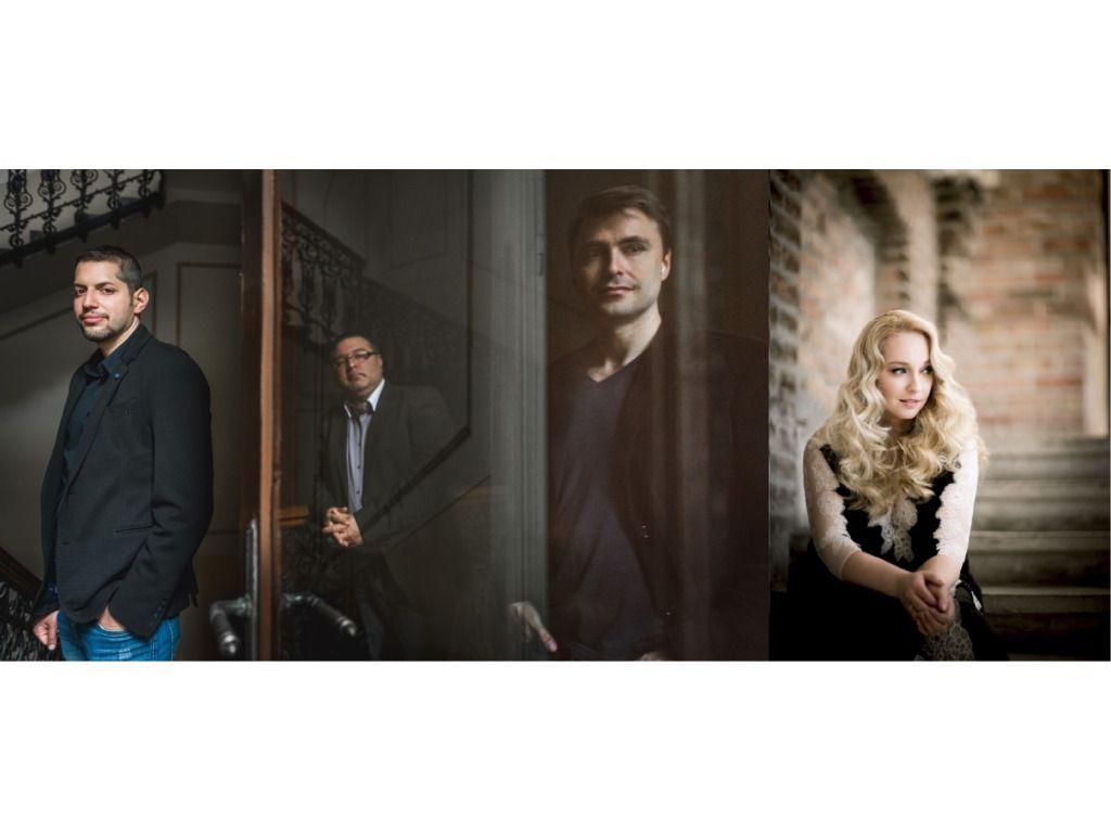 Szőke Nikoletta és a Jazzical Trio