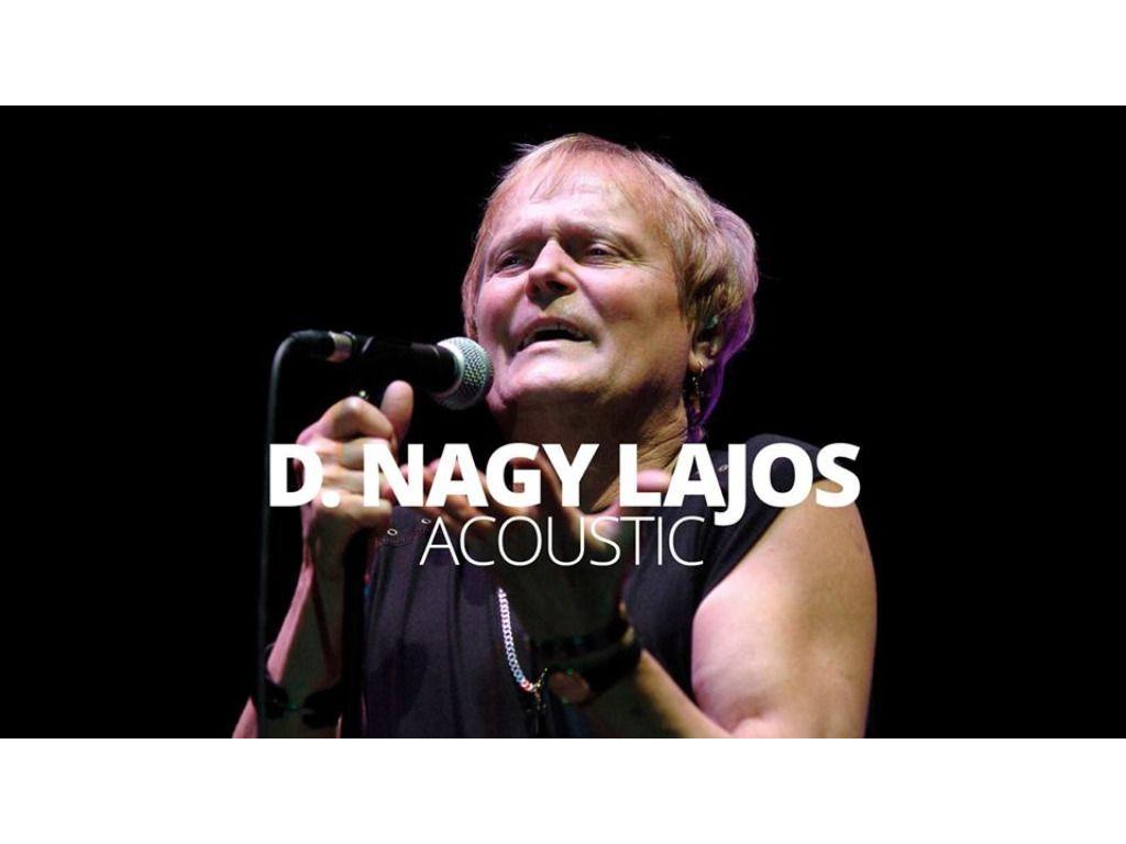 ELMARAD!!!! D. Nagy Lajos Acoustic