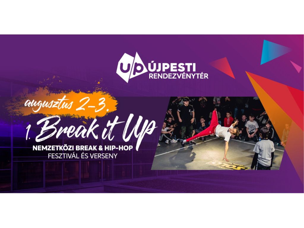 Break it UP Fesztivál 2019