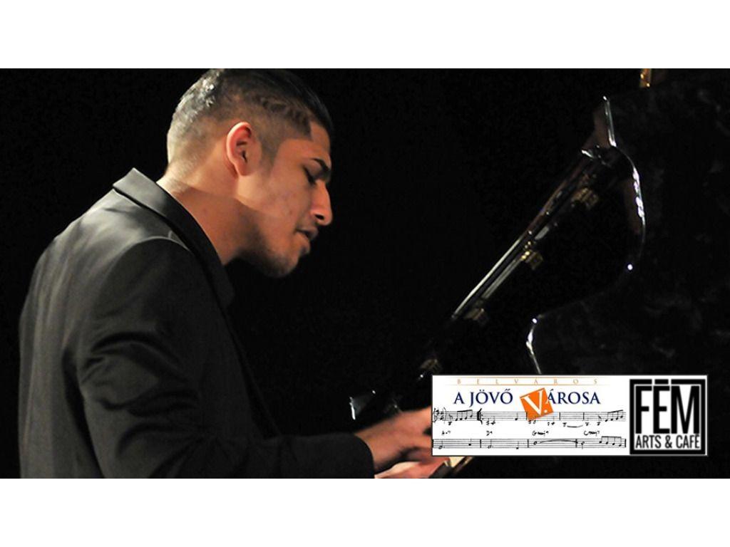 Belvárosi Jazz Estek - Horváth Balázs Quartet