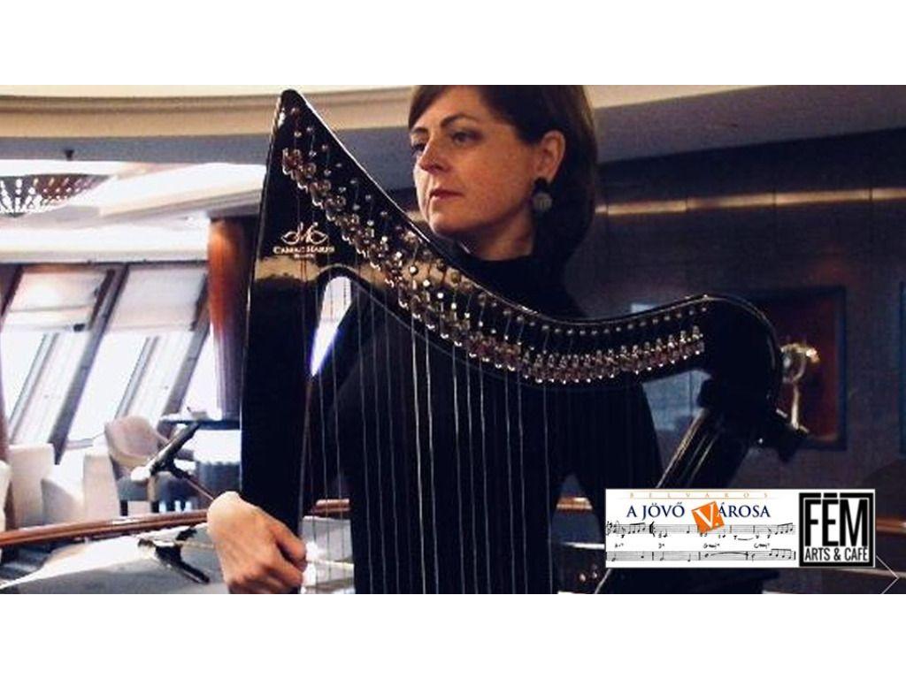 Belvárosi Klasszik Esték - Szabó Lara hárfaművész hangversenye