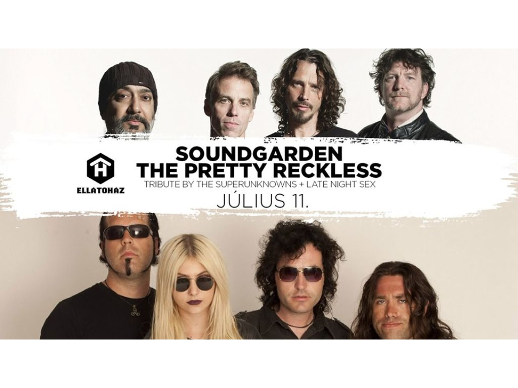 Soundgarden + The Pretty...