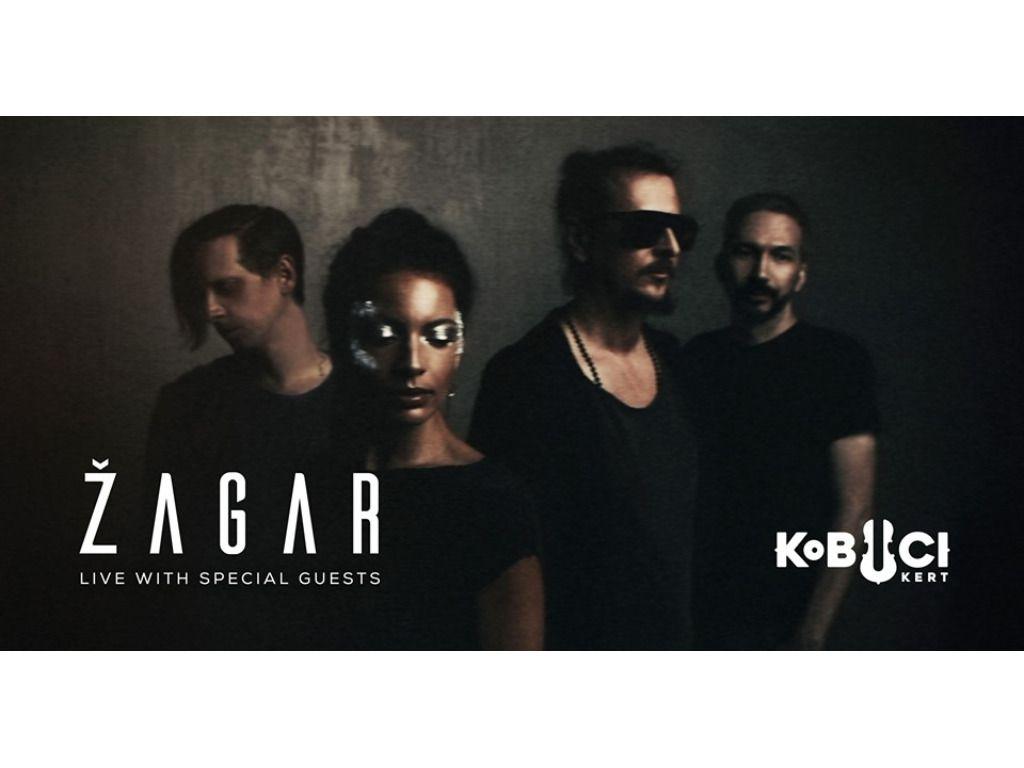 ŽAGAR Live ▩ Kobuci Kert ▩