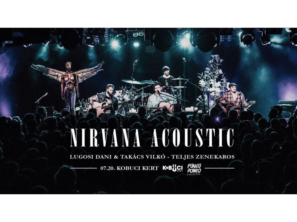 Nirvana Acoustic / Lugosi...
