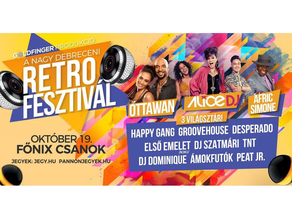 A Nagy Debreceni Retro Fesztivál