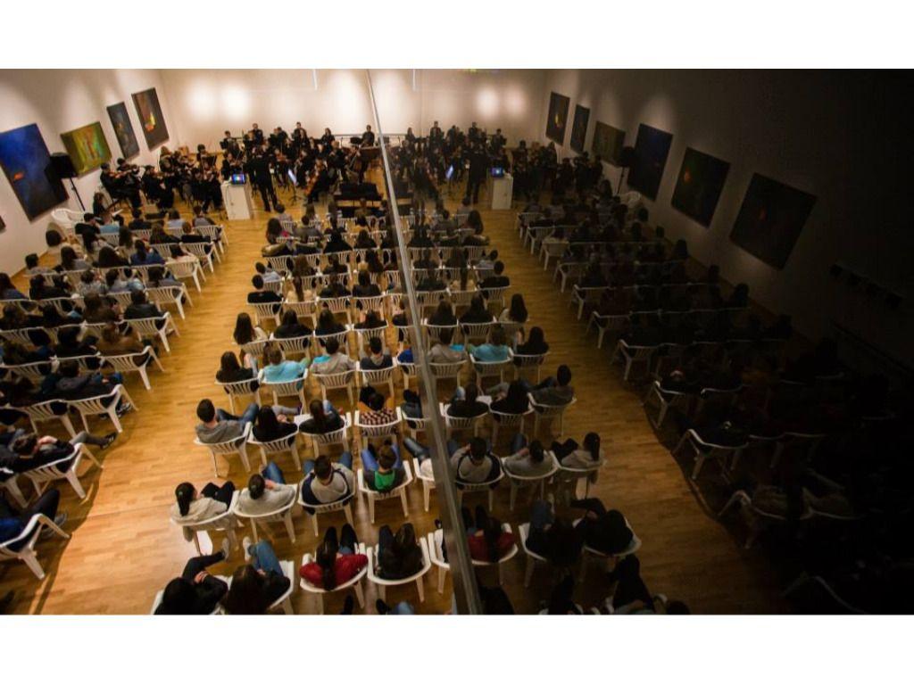 Egri Szimfonikusok -  Filmzenés koncert