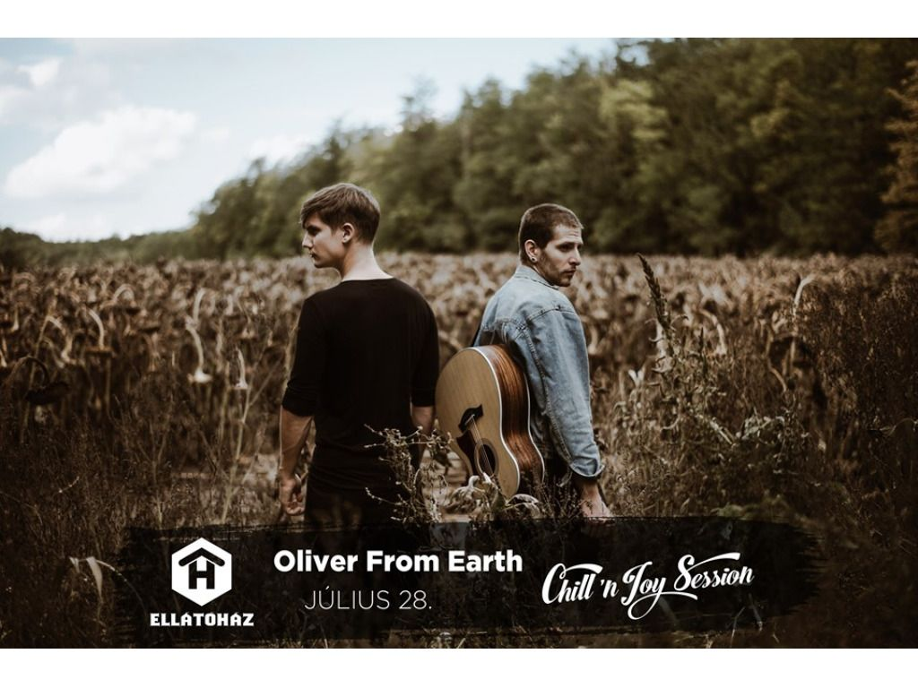 Oliver From Earth - Chill 'n Joy Session