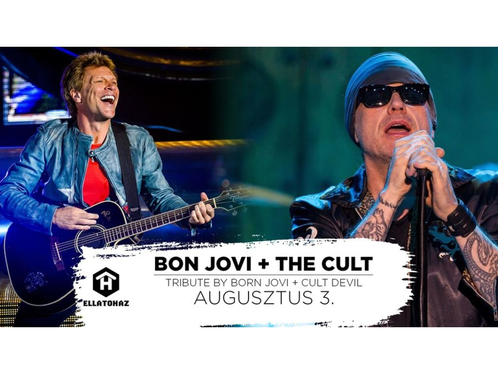 Bon Jovi & Cult tribute by Born Jovi & Cult Devil -...