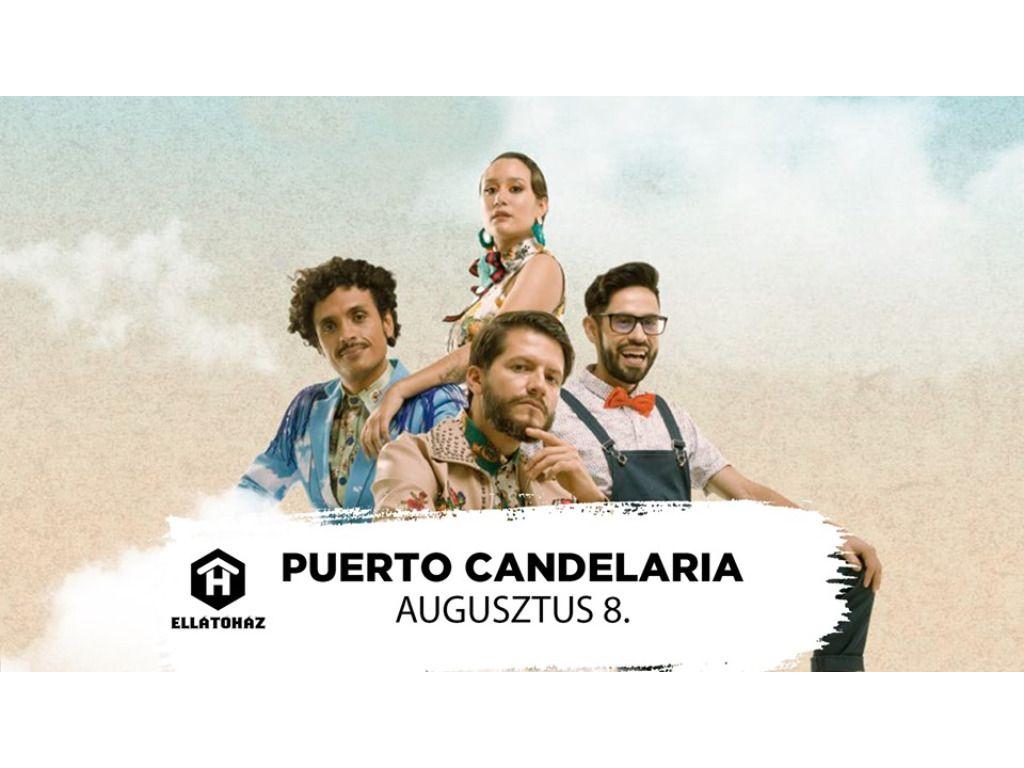 Puerto Candelaria - ELLÁTÓház