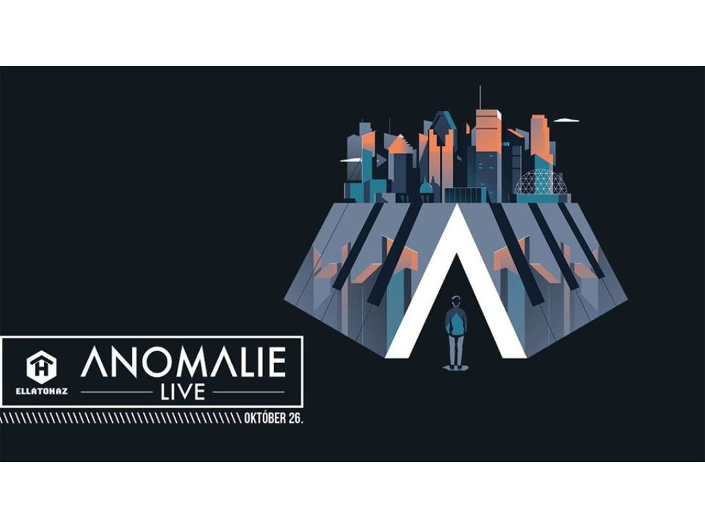 Anomalie Live and...