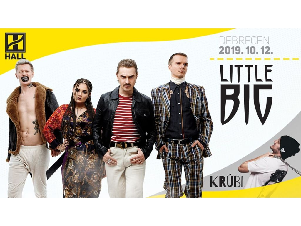 Little Big / Krúbi /...