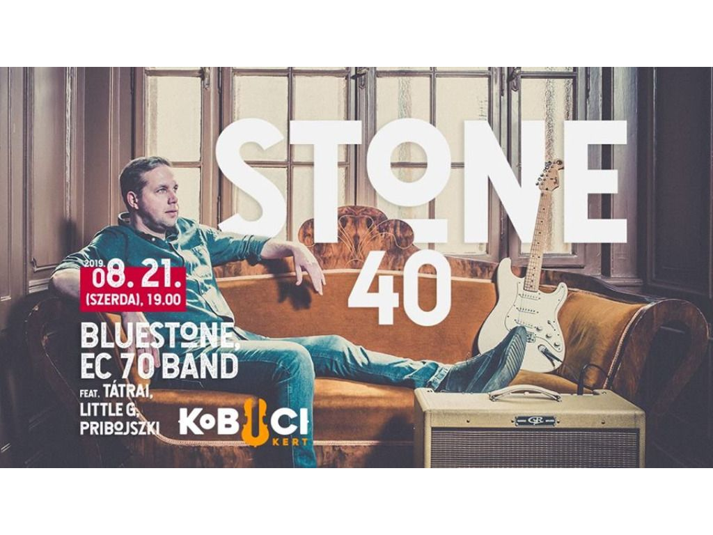 Stone 40 · Bluestone,...