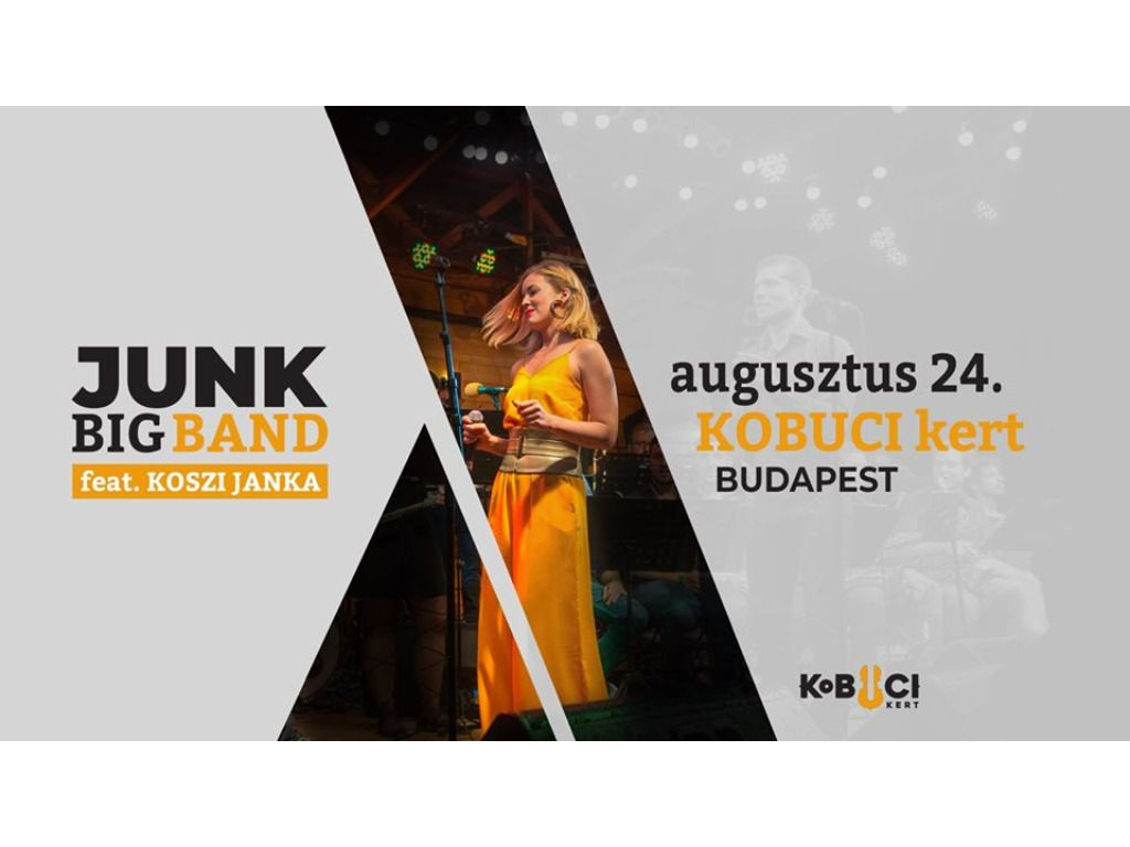 JUNK BIG BAND feat. Koszi...