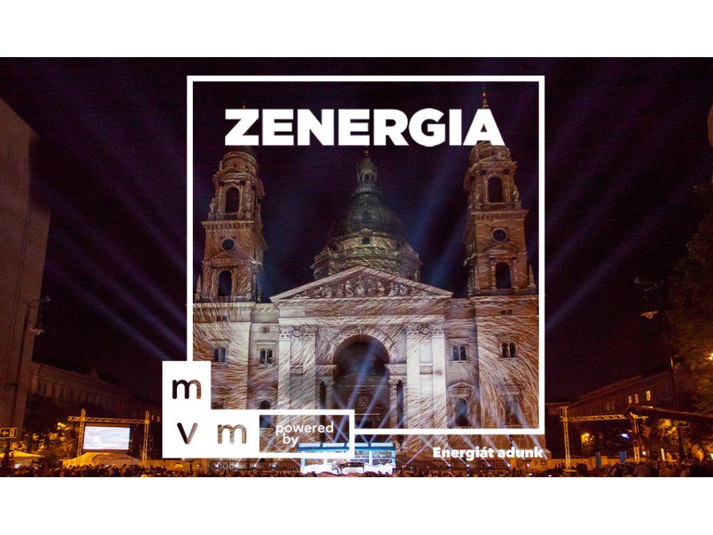 ZENERGIA, Fúziós Zenei Koncert