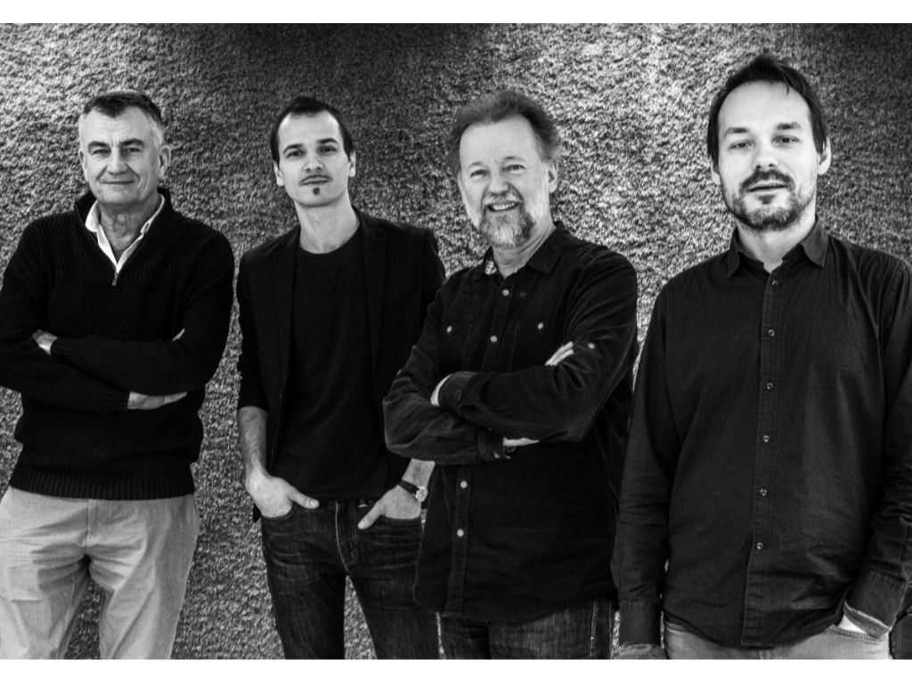 Borbély-Dresch Quartet