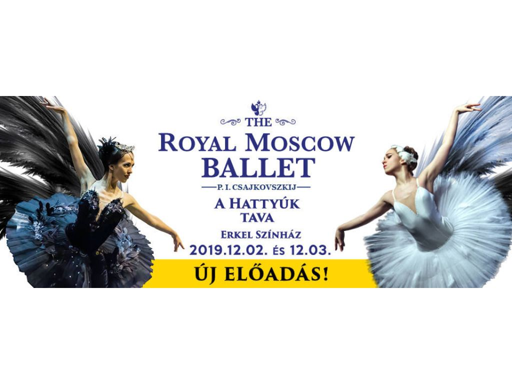 The Royal Moscow Ballet - A hattyúk tava