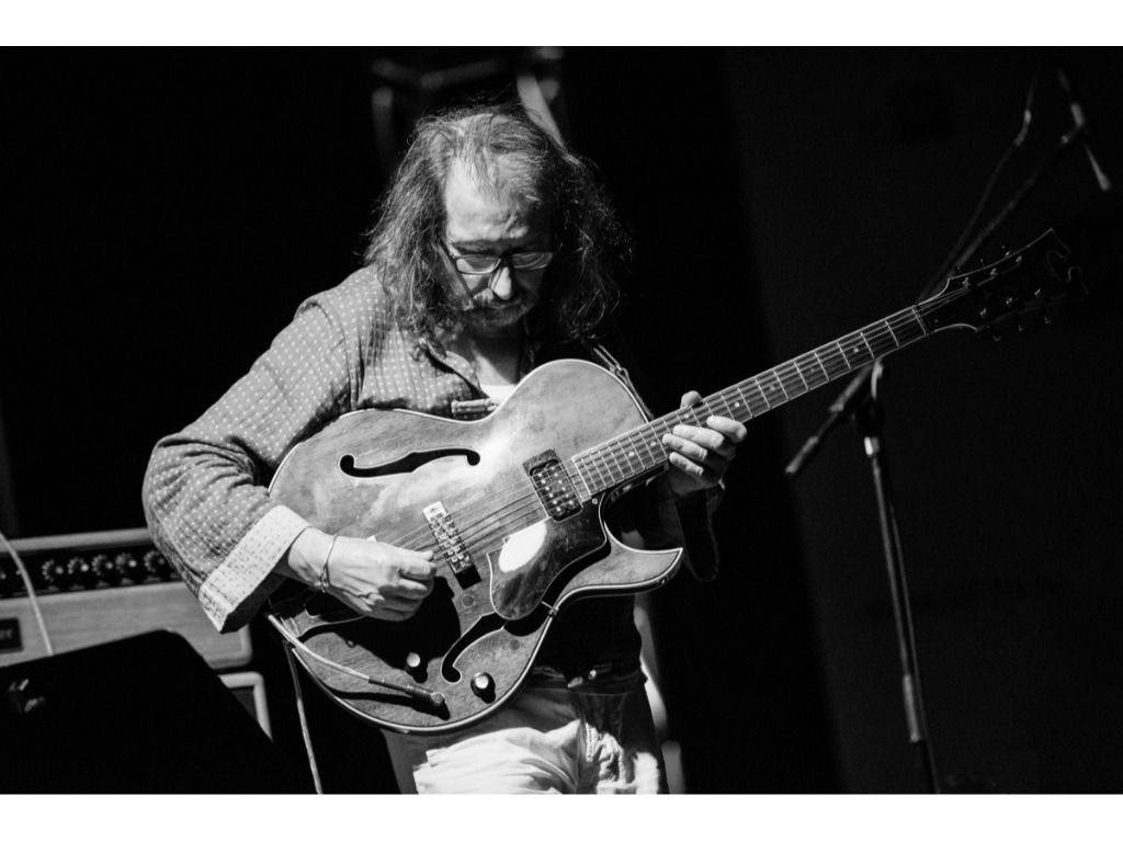 Flanders on the Move - Gadó Gábor Belga Quartet