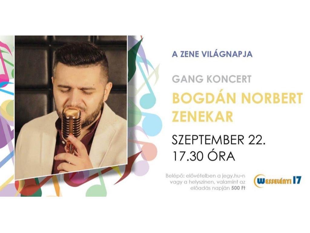 Bogdán Norbert Zenekar – Gang koncert