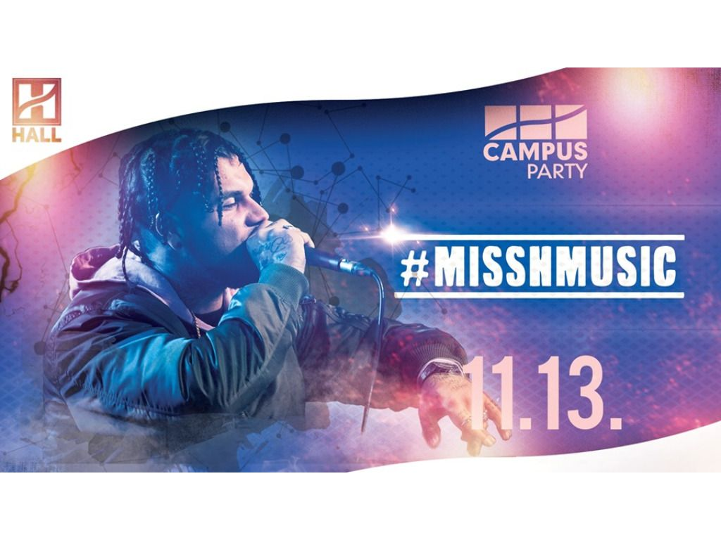 CAMPUS Party - Missh // DE hallgatói
