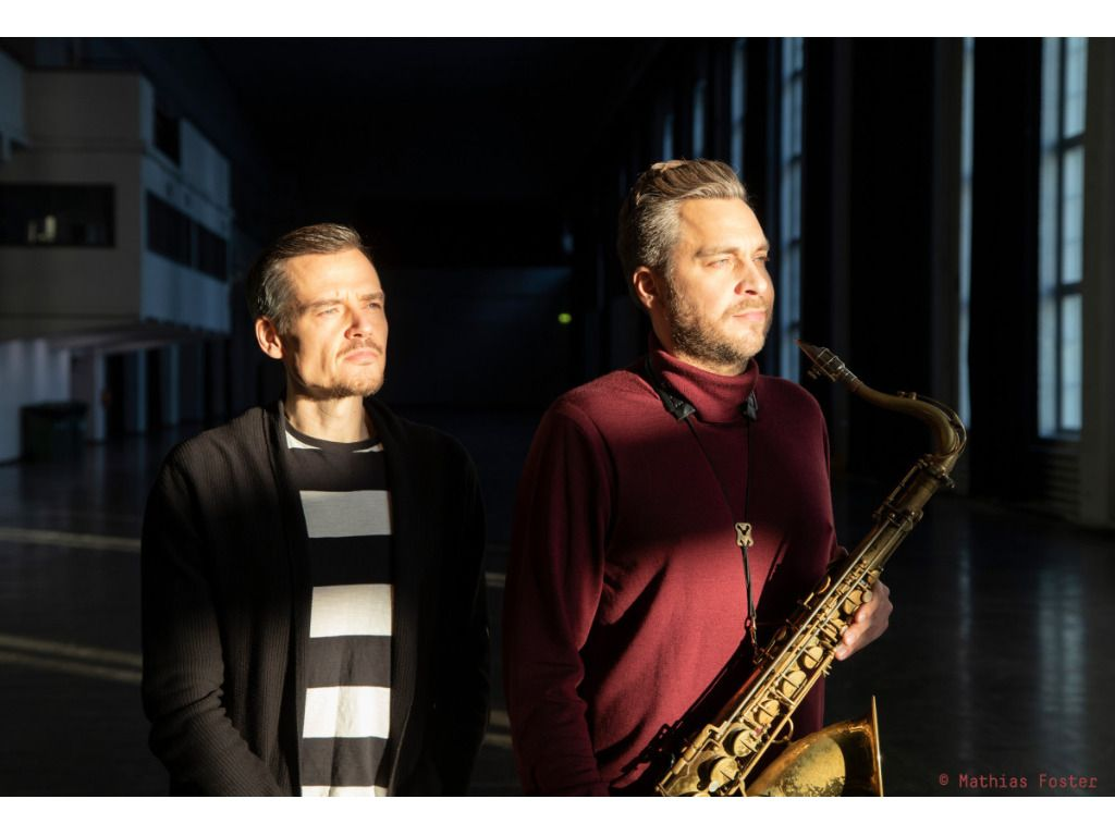 New Jazz from Finland - Timo Lassy & Teppo Mäkynen