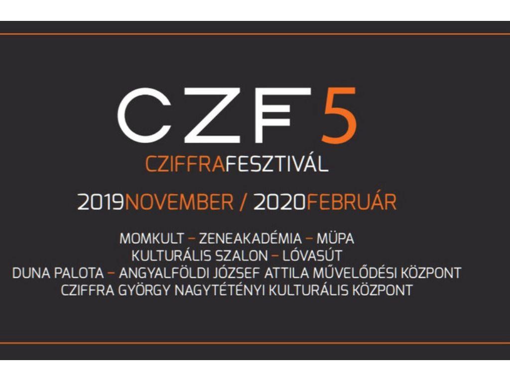 CZF 5 Cziffra Fesztivál, Díjátadó és gálakoncert, Km. Vadim Repin, Balázs János,