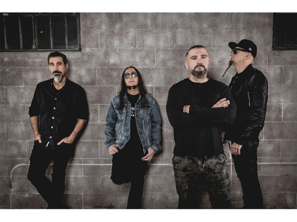 System Of A Down | Budapest 2020