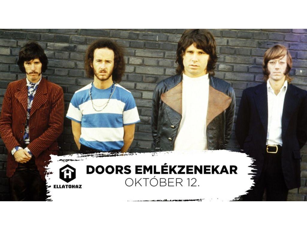 Doors Emlékzenekar - ELLÁTÓház