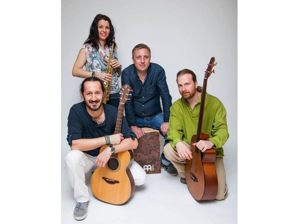 Hepehupa - Kiskalász Zenekar koncertje