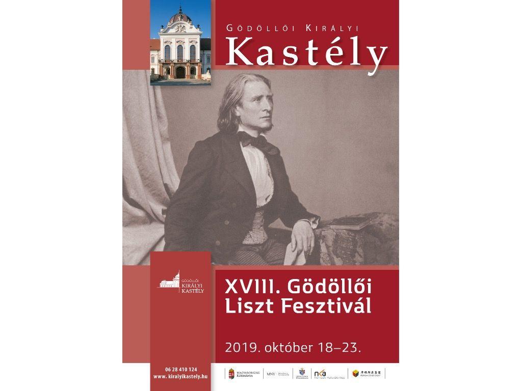 Liszt Fesztivál a Gödöllői Királyi Kastélyban