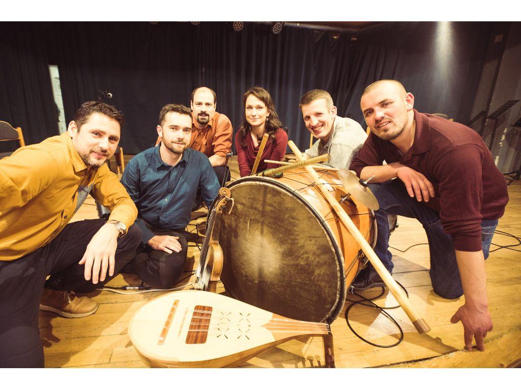 Berka együttes Karácsonyi koncert és táncház