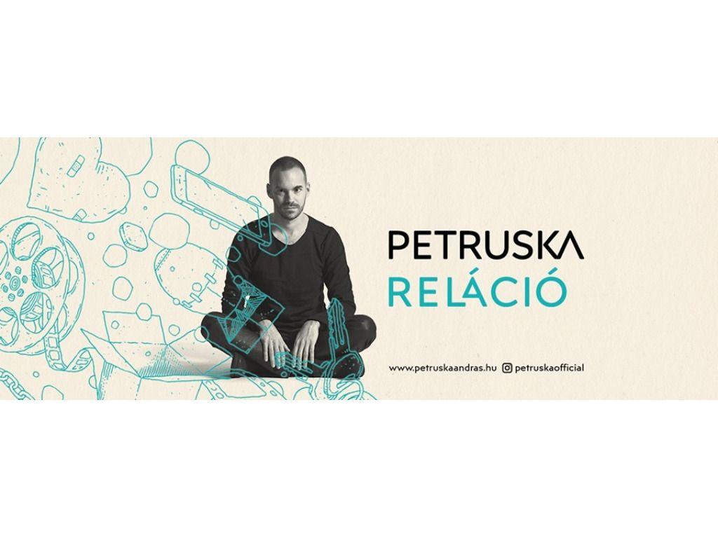 Reláció - CD bemutató PETRUSKA